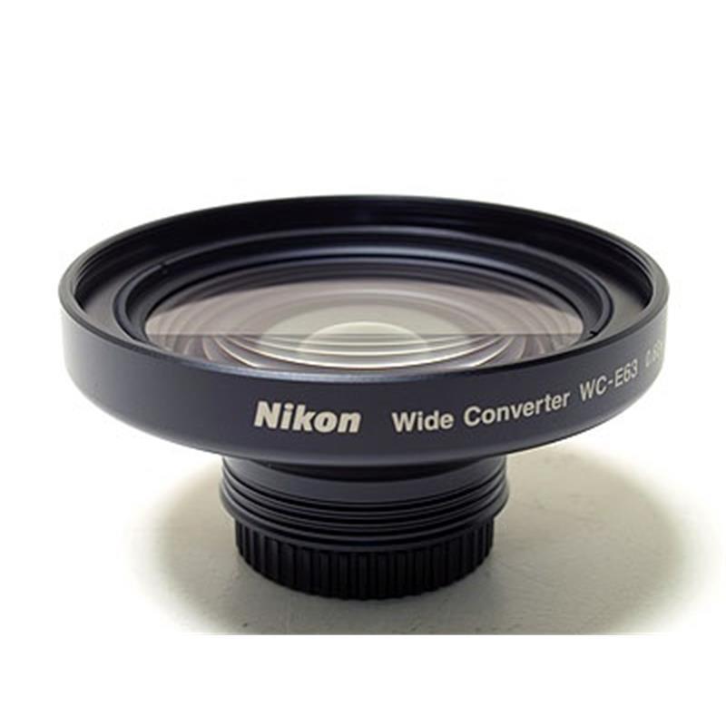 Nikon WC-E3 Wide Angle Converter Thumbnail Image 0