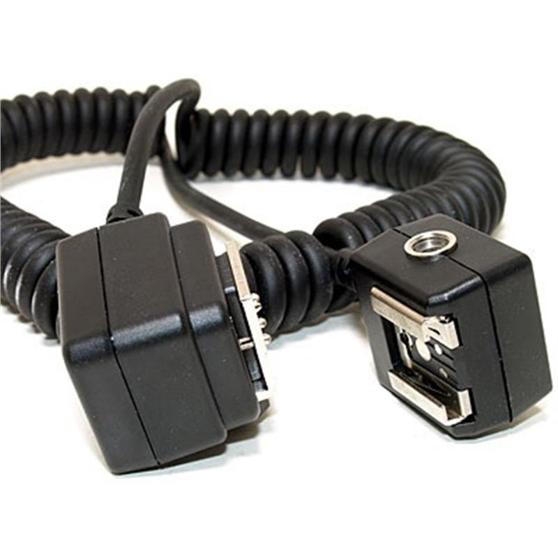JJC TTL Off Camera Shoe Cord (SC28A) Thumbnail Image 0