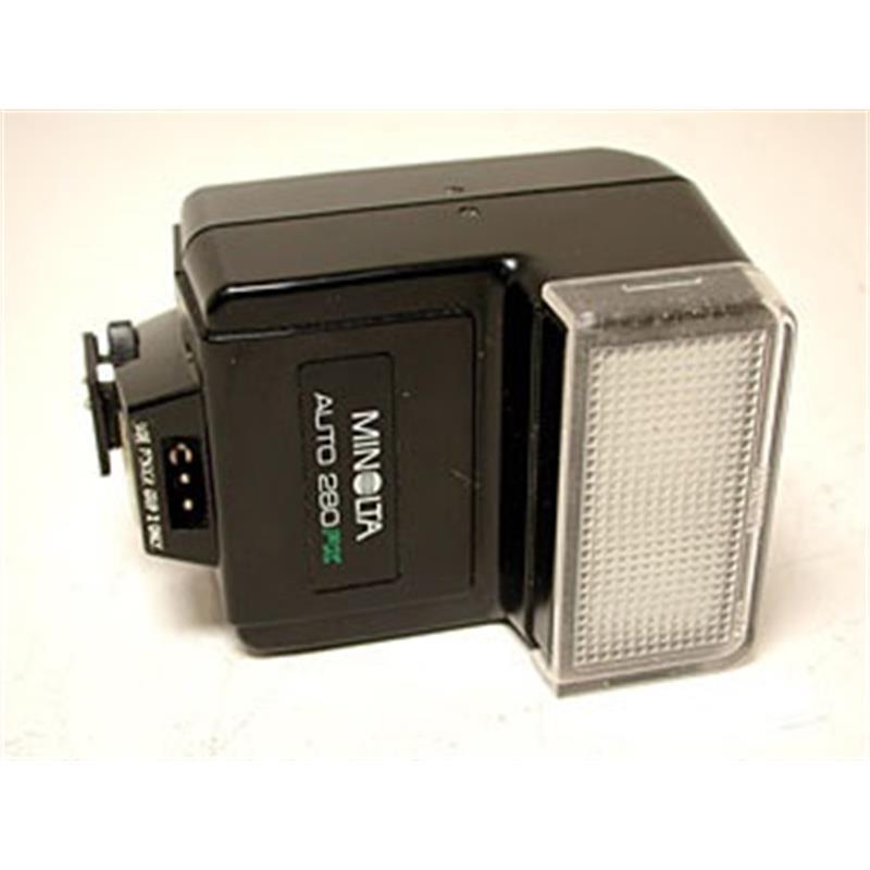 Minolta Auto 280PX Flash Thumbnail Image 0