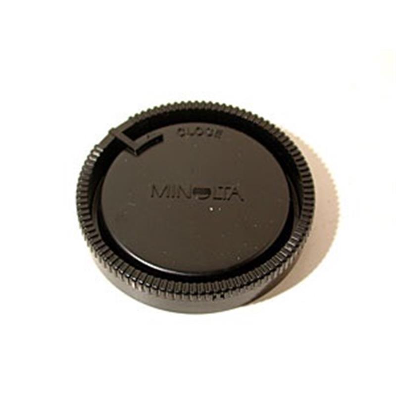 Minolta AF Rear Cap Thumbnail Image 0
