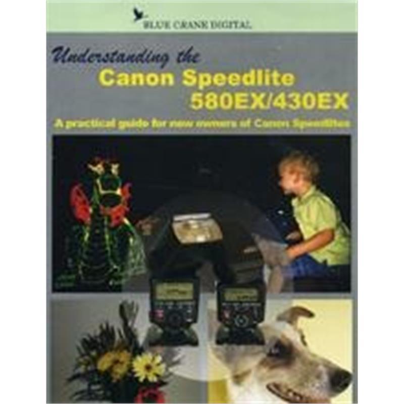 Blue Crane Speedlite 580EX & 430EX Training DVD Thumbnail Image 0