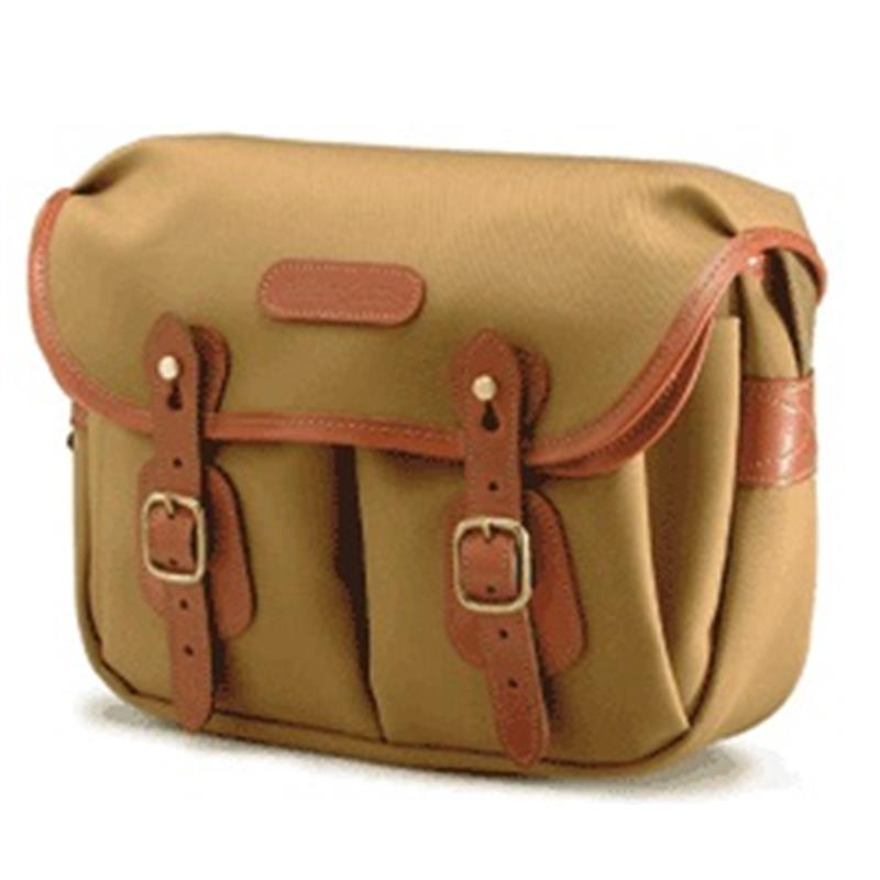 Billingham Hadley Small - Black / Tan Image 1