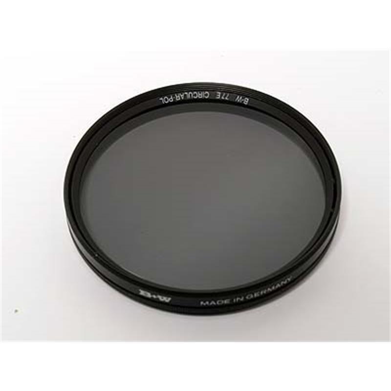 B+W 77mm Circular Polariser Thumbnail Image 0