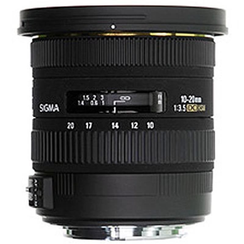 Sigma 10-20mm F3.5 EX DC HSM - Canon EOS Thumbnail Image 0
