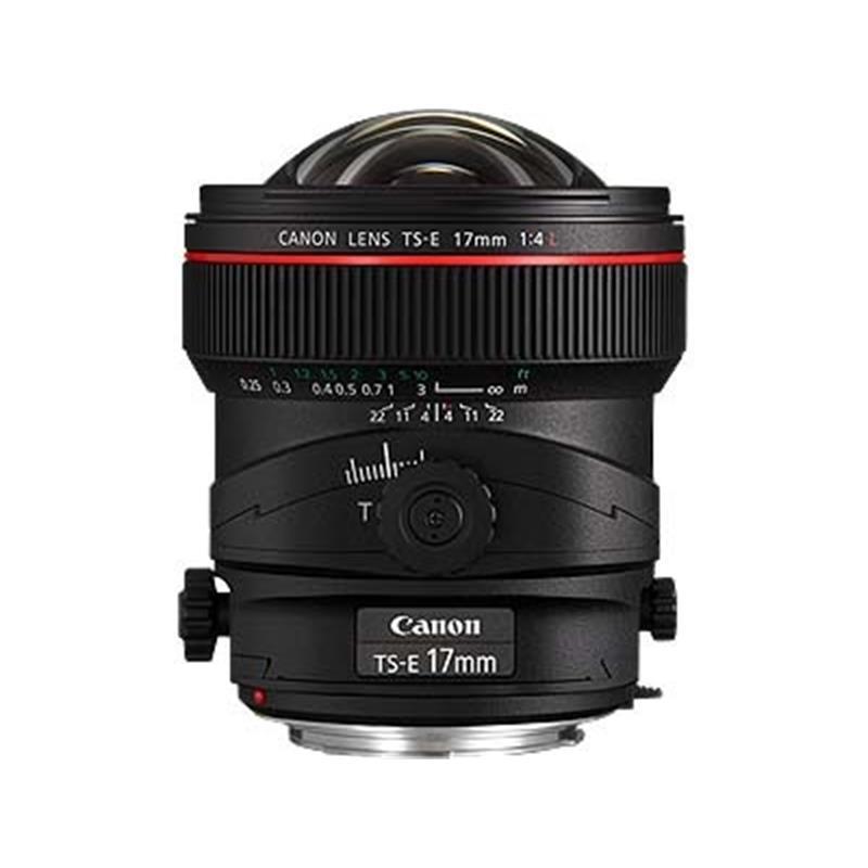 Canon TS-E 17mm F4.0 L Thumbnail Image 0