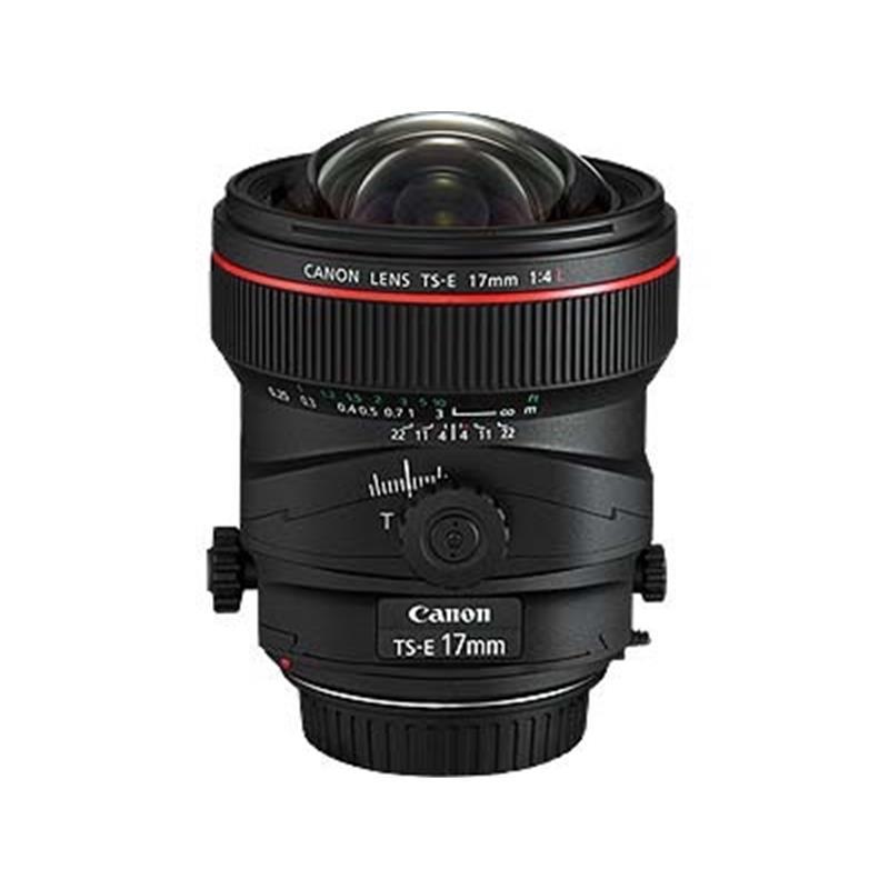 Canon TS-E 17mm F4.0 L Thumbnail Image 2