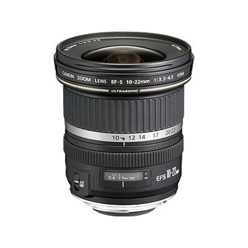 Canon 10-22mm F3.5-4.5 USM EF-S Image 1
