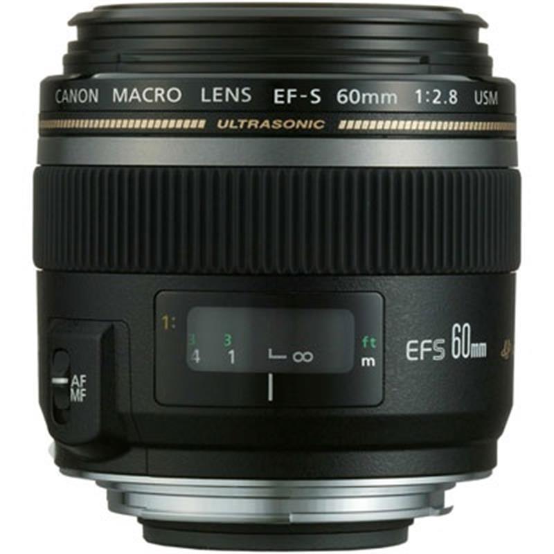 Canon 60mm F2.8 Macro USM EFS  Thumbnail Image 0