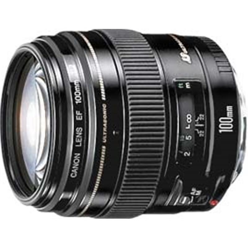 Canon 100mm F2 USM Thumbnail Image 0