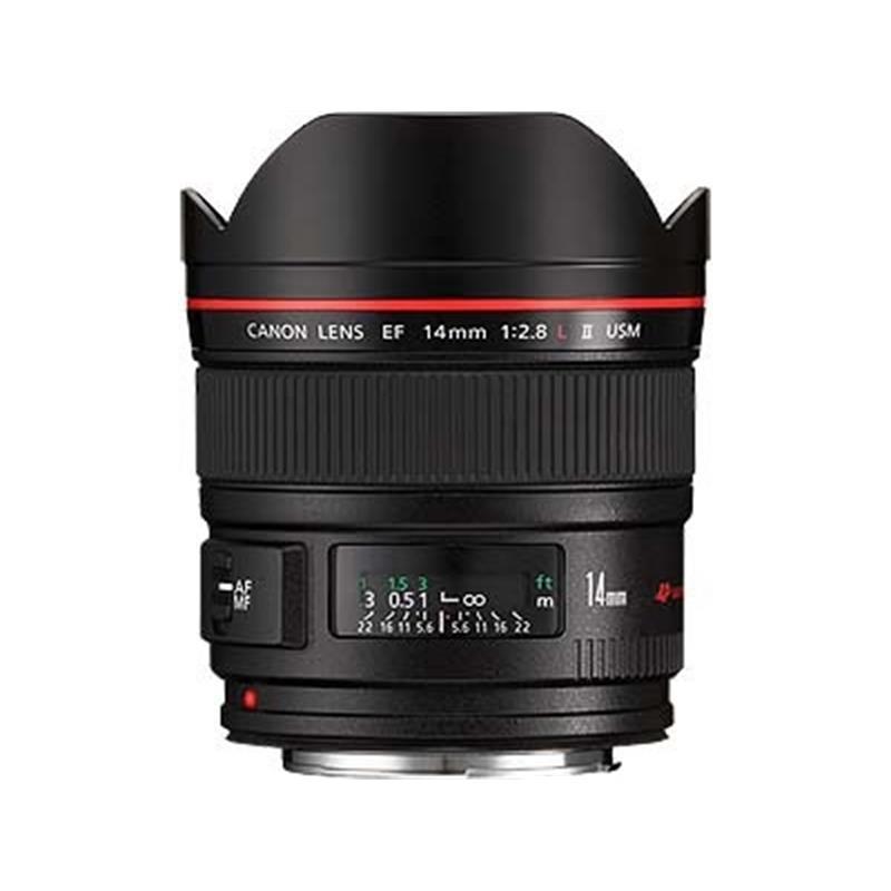 Canon 14mm F2.8 L USM II Thumbnail Image 0