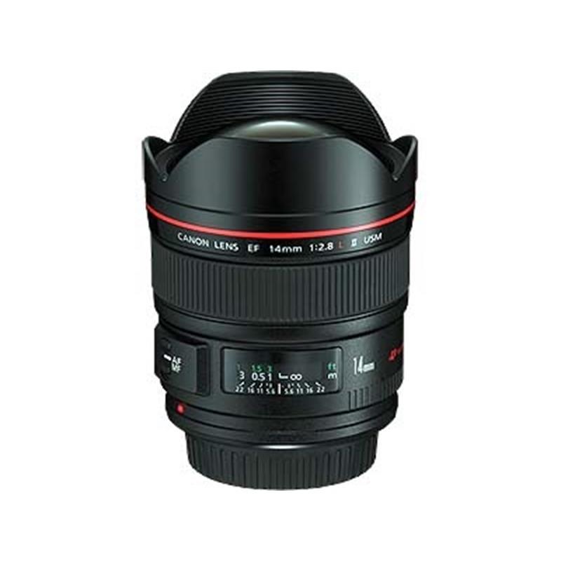 Canon 14mm F2.8 L USM II Thumbnail Image 2
