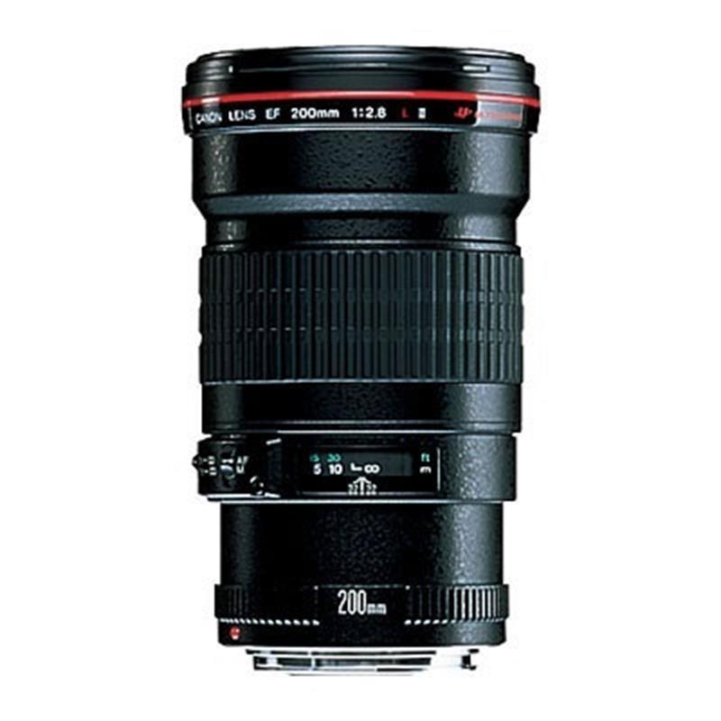 Canon 200mm F2.8 L USM II Thumbnail Image 0