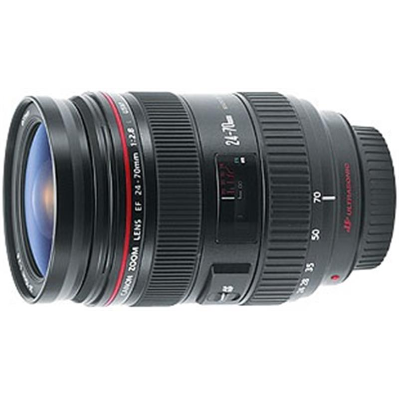 Canon 24-70mm F2.8 L USM II - Voucher Code CAN10 Thumbnail Image 0