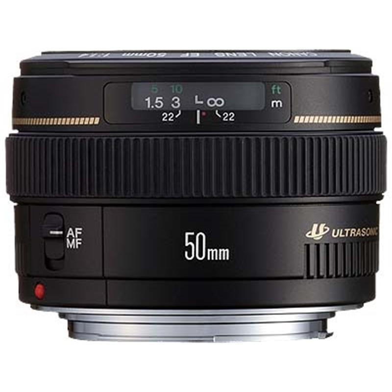 Canon 50mm f1.4 USM  Thumbnail Image 1