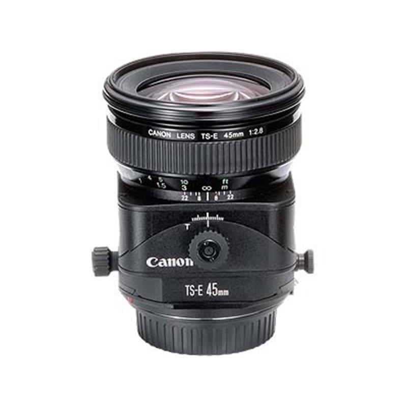Canon 45mm F2.8 TS-E  Thumbnail Image 0