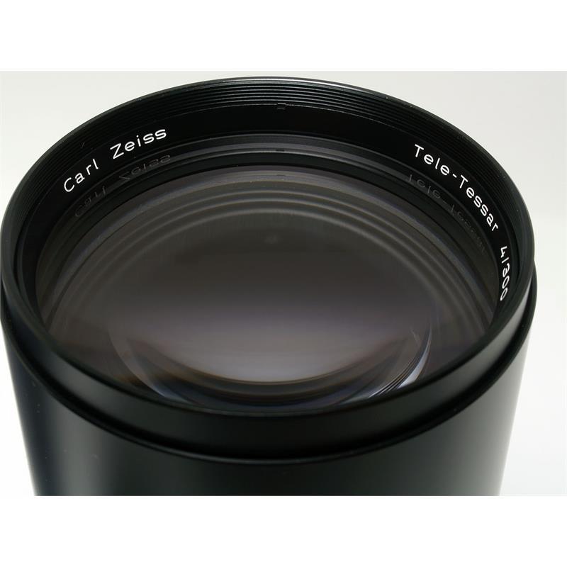 Zeiss 300mm F4 Tele-Tessar T* - Contax SLR Thumbnail Image 1
