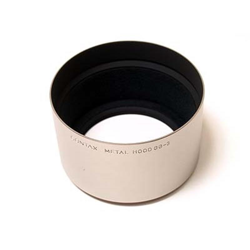Contax GG3 Lens Hood (90mm Hood) Thumbnail Image 0