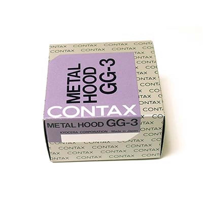 Contax GG3 Lens Hood (90mm Hood) Thumbnail Image 2