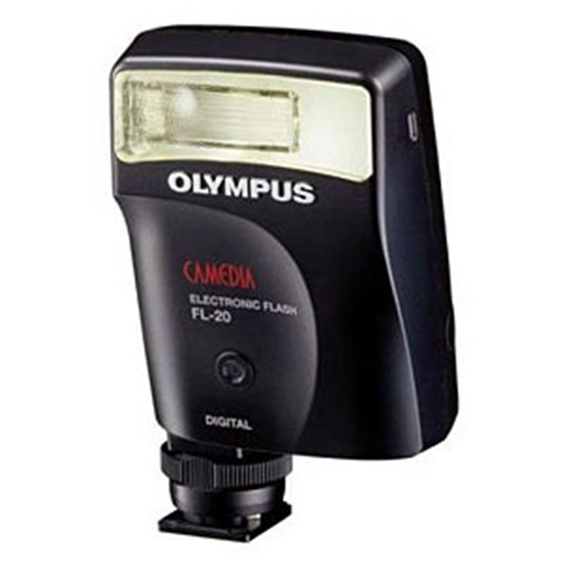 Olympus FL20 Flash Image 1
