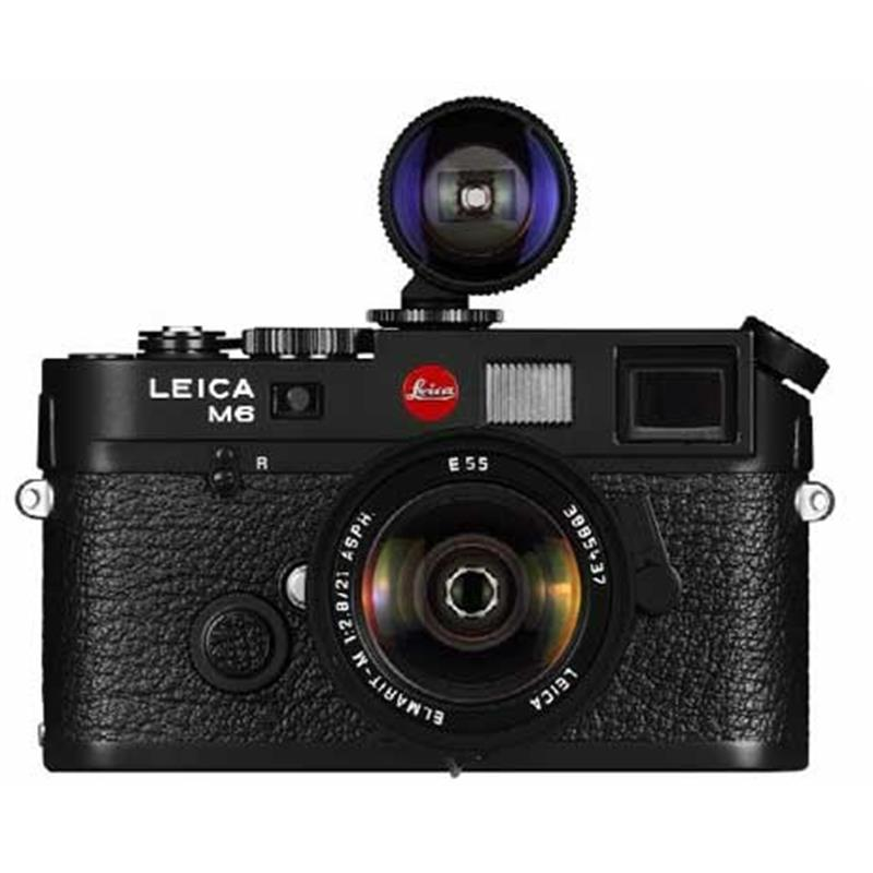 Leica 21/24/28mm Viewfinder - Black Thumbnail Image 0