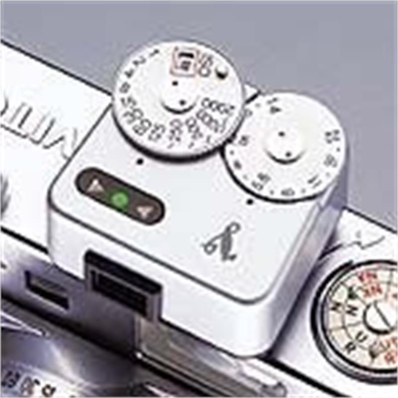 Voigtlander VCII Meter Silver Thumbnail Image 0