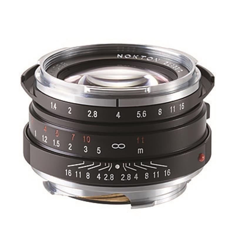 Voigtlander 40mm F1.4 VM Nokton SC Thumbnail Image 0