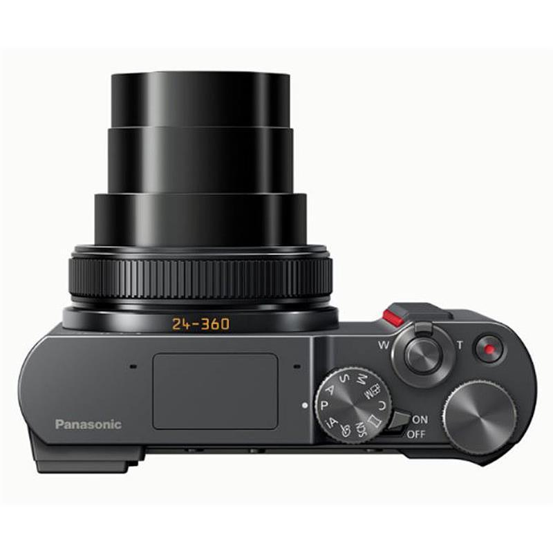 Panasonic DMC TZ200 - Silver Thumbnail Image 2