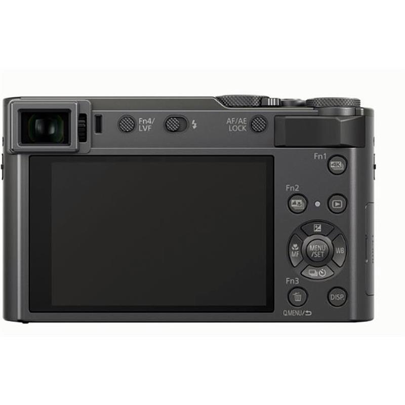 Panasonic DMC TZ200 - Silver Thumbnail Image 1