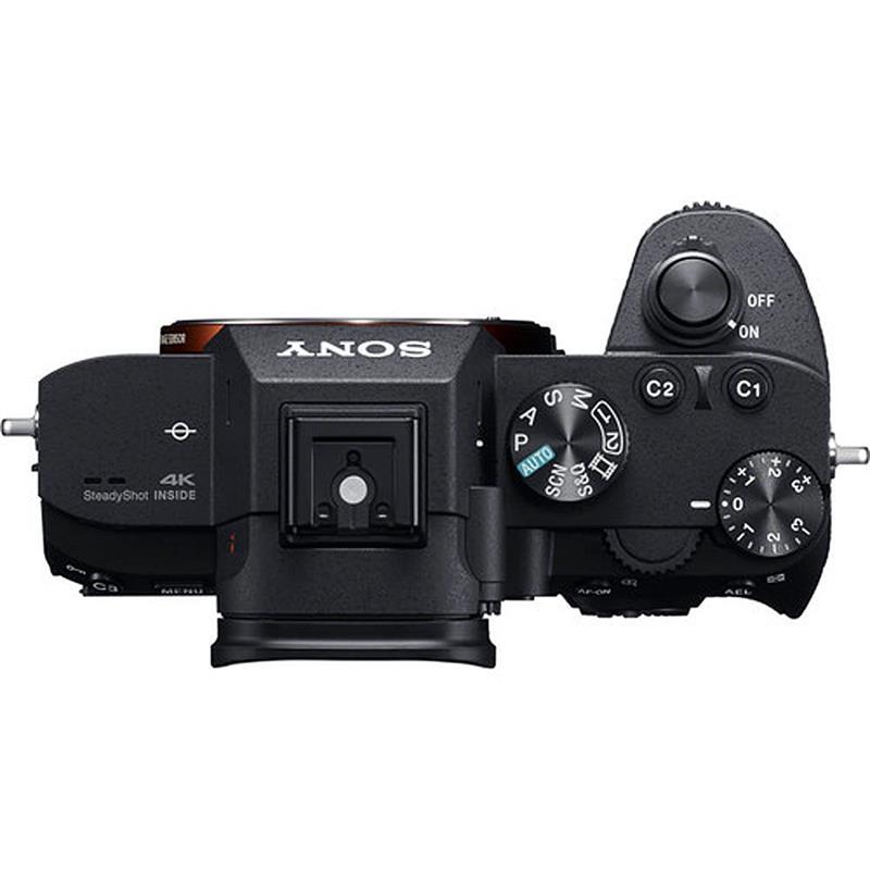 Sony Alpha 7 III Body Only Thumbnail Image 2