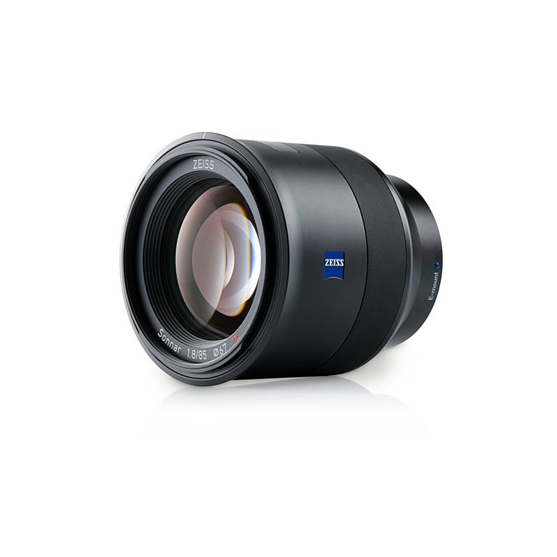 Zeiss 85mm F1.8 Batis Sonnar T* - Sony E  Image 1