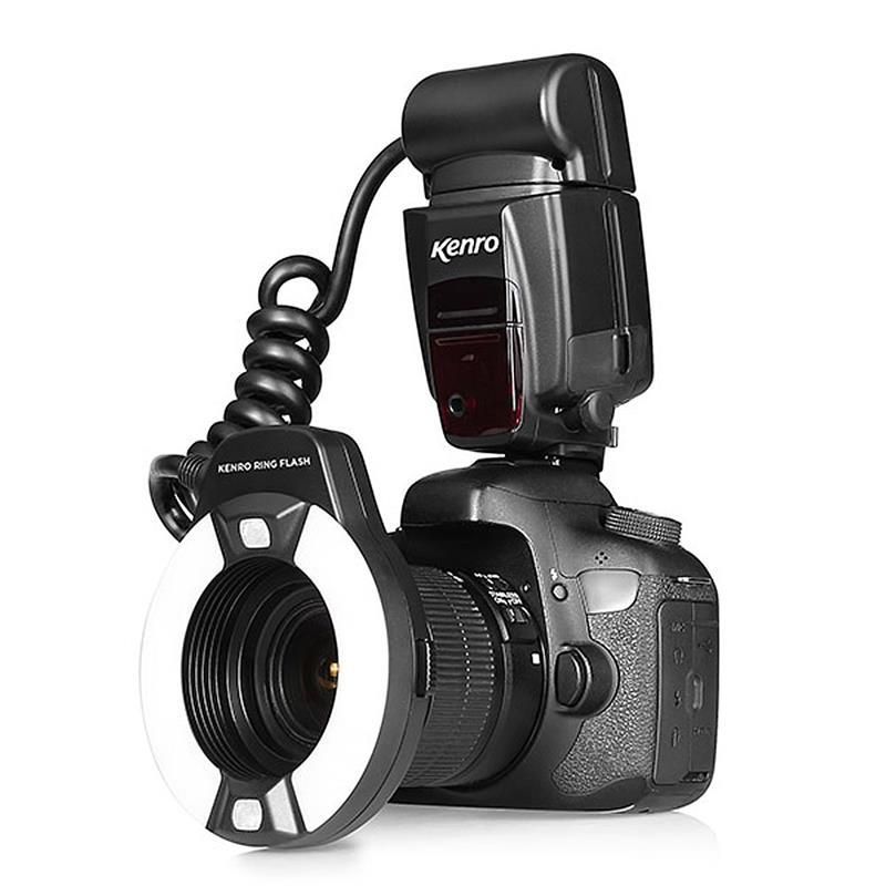 Kenro Ring Flash - Canon Thumbnail Image 0