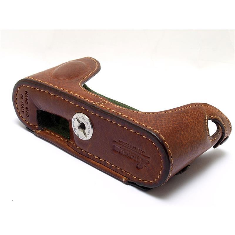 Leica Base Unit M8/9/9P Body Case - Brown Thumbnail Image 1