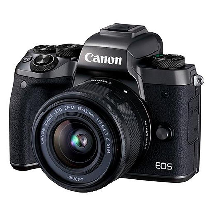 Canon EOS M5 + 15-45mm Thumbnail Image 0