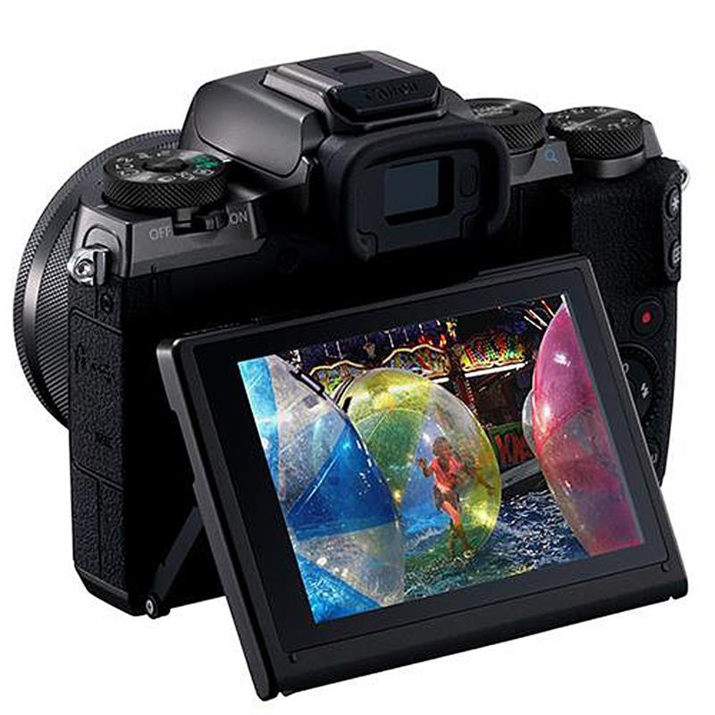 Canon EOS M5 + 15-45mm Thumbnail Image 1