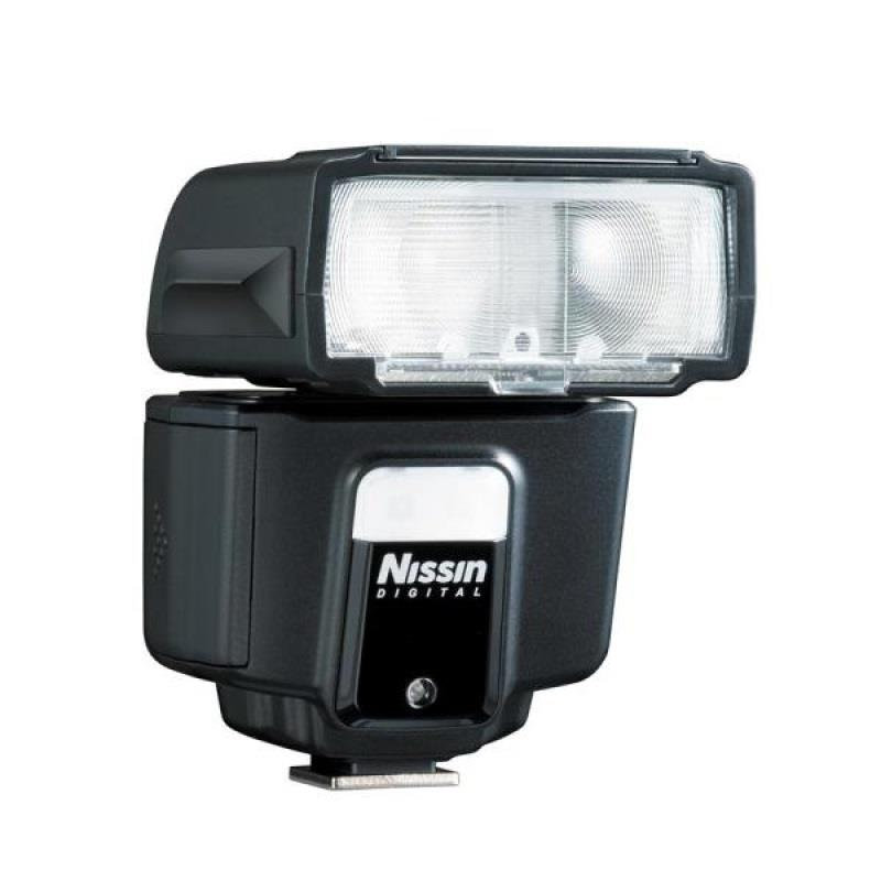 Nissin i40 Flashgun / Movie Light - Nikon  Thumbnail Image 0
