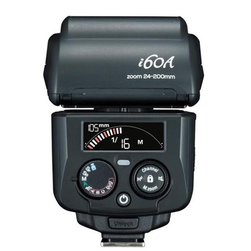 Nissin Di600 Speedlite - Canon EOS Thumbnail Image 1