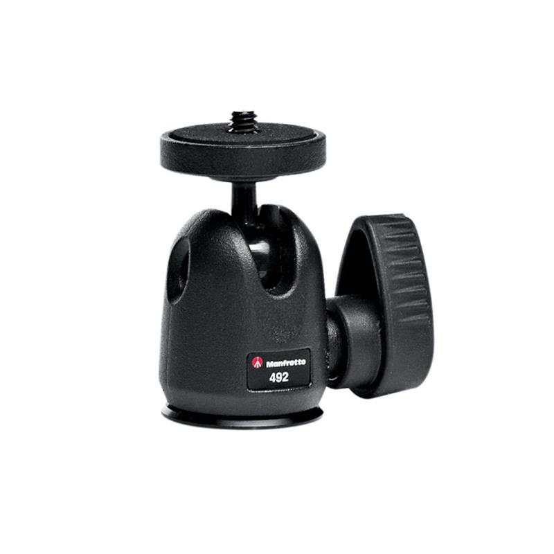 Manfrotto 492 Micro Ball Head Image 1