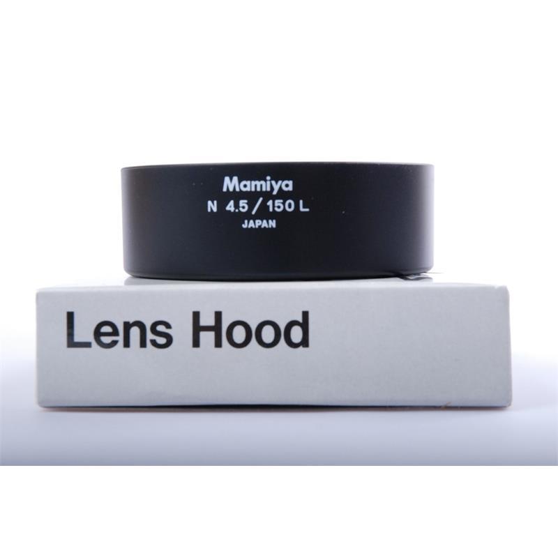 Mamiya Lens Hood 150mm F4.5 L Thumbnail Image 0