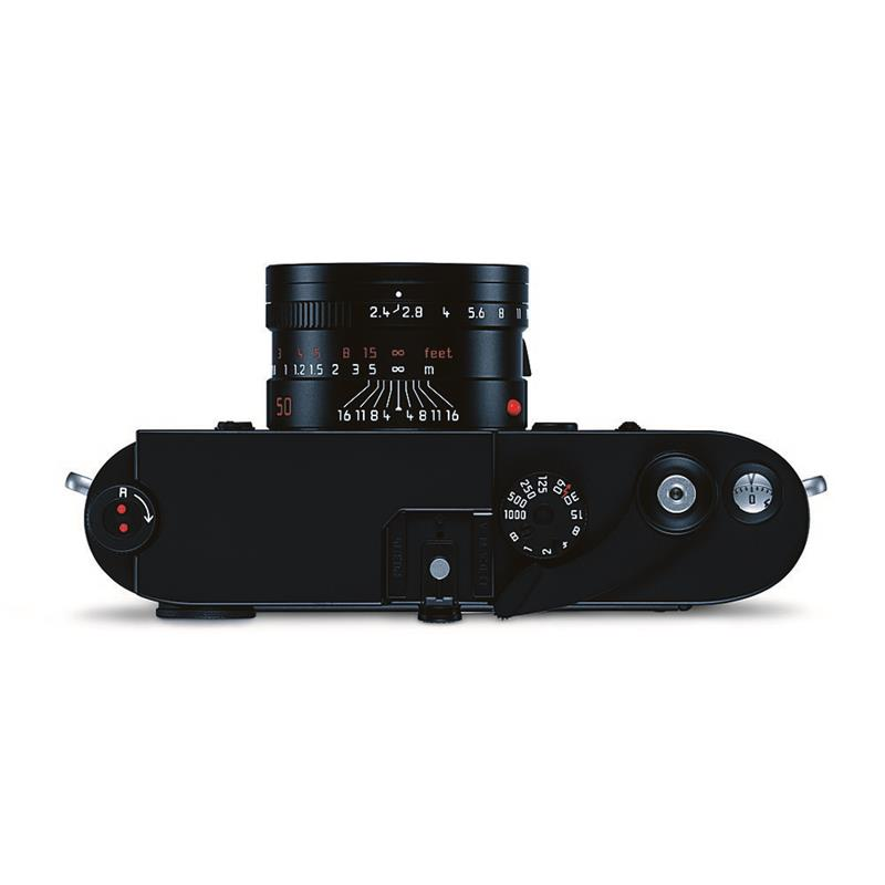 Leica M-A (Typ 127) Body Only - Black Thumbnail Image 1