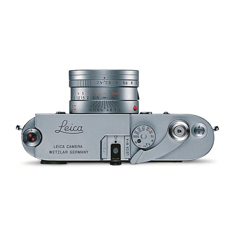 Leica M-A (Typ 127) Body Only - Chrome Thumbnail Image 2