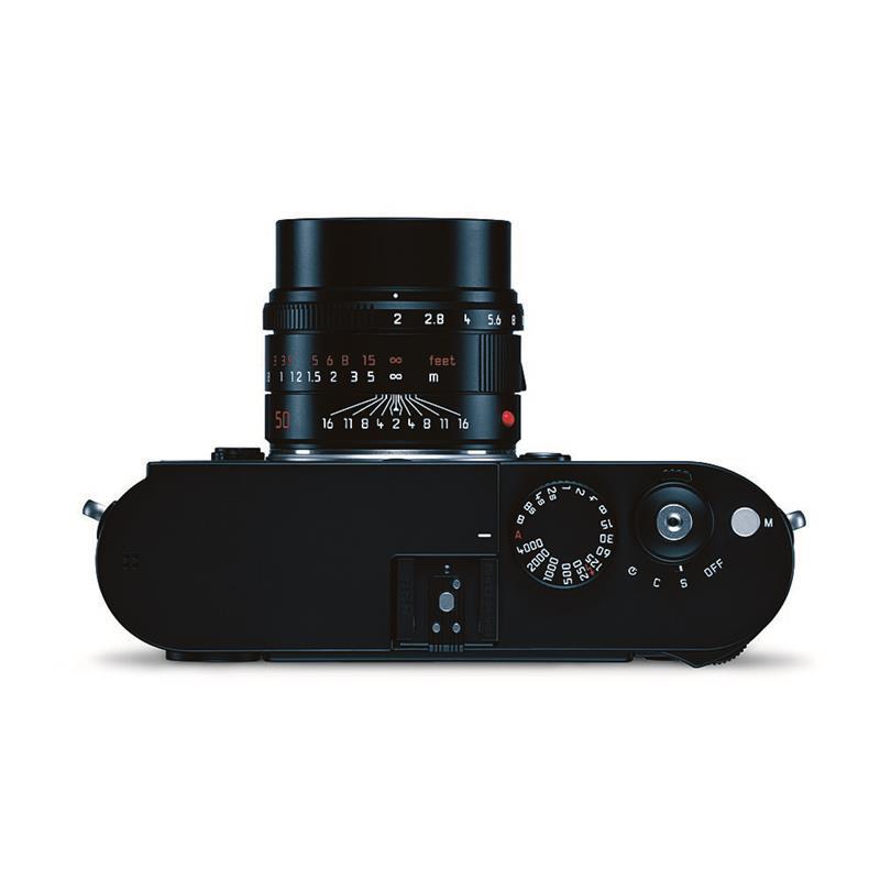 Leica M Monochrom (Typ 246) Body Only - Black Chrome Thumbnail Image 2