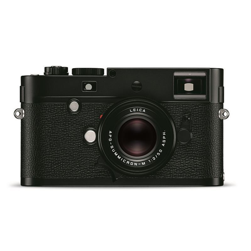 Leica M Monochrom (Typ 246) Body Only - Black Chrome Thumbnail Image 0