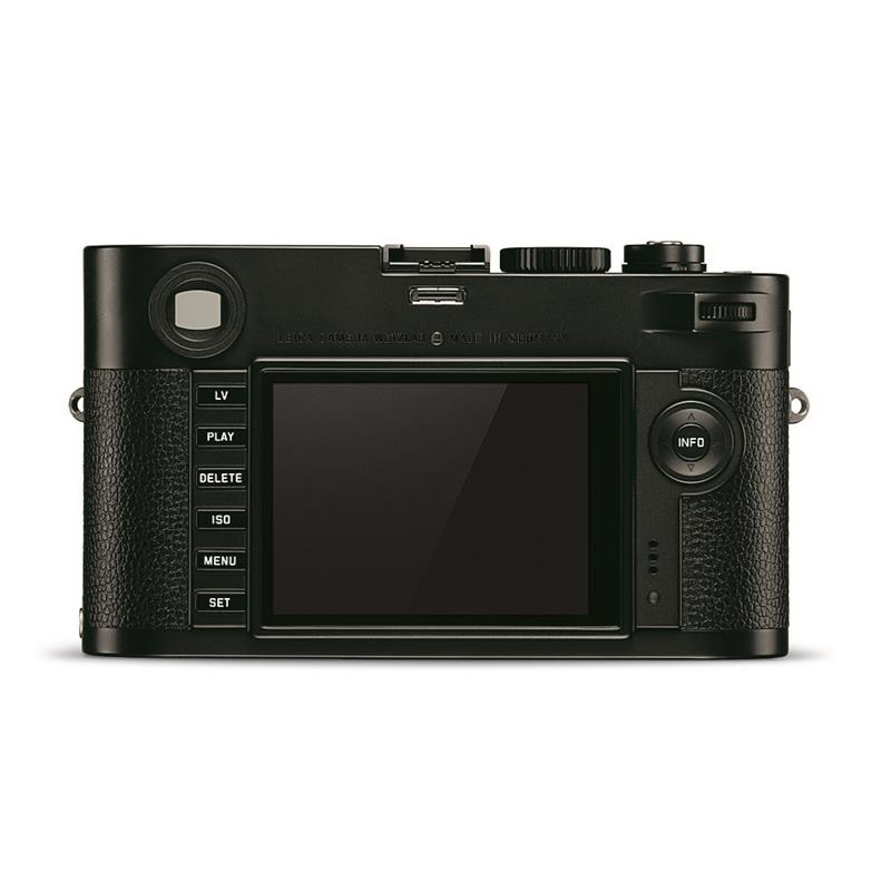Leica M Monochrom (Typ 246) Body Only - Black Chrome Thumbnail Image 1