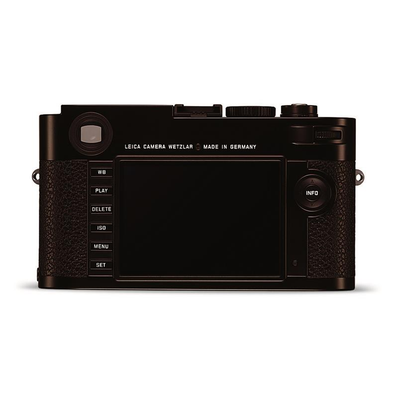 Leica M (Typ 262) Body Only - Black Thumbnail Image 2