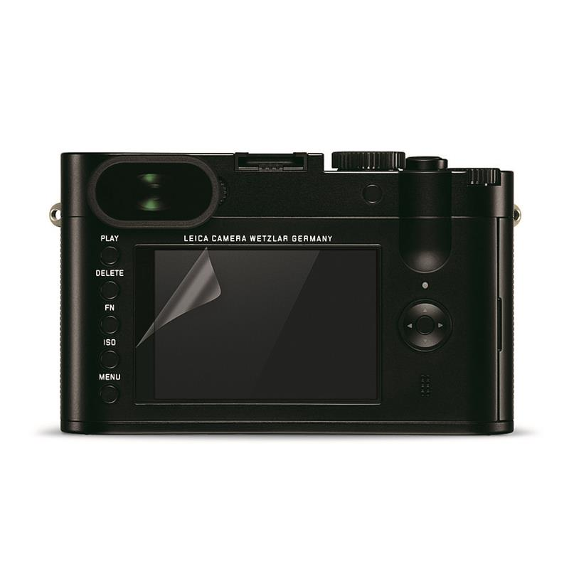 Leica Display Protection Foil Q 19506 Image 1