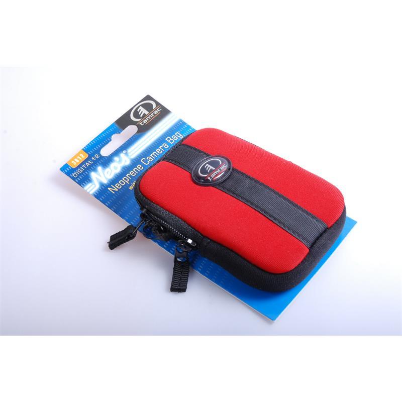 Tamrac Neos Digital 12 Case Red Thumbnail Image 0