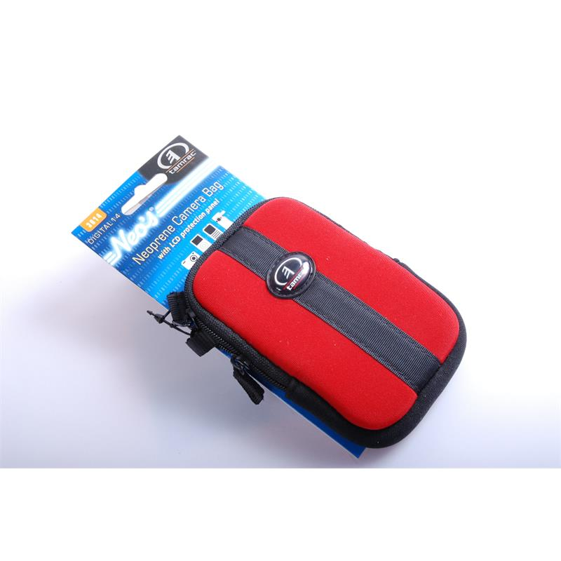 Tamrac Neos Digital 14 Case Red *Clearance* Thumbnail Image 1