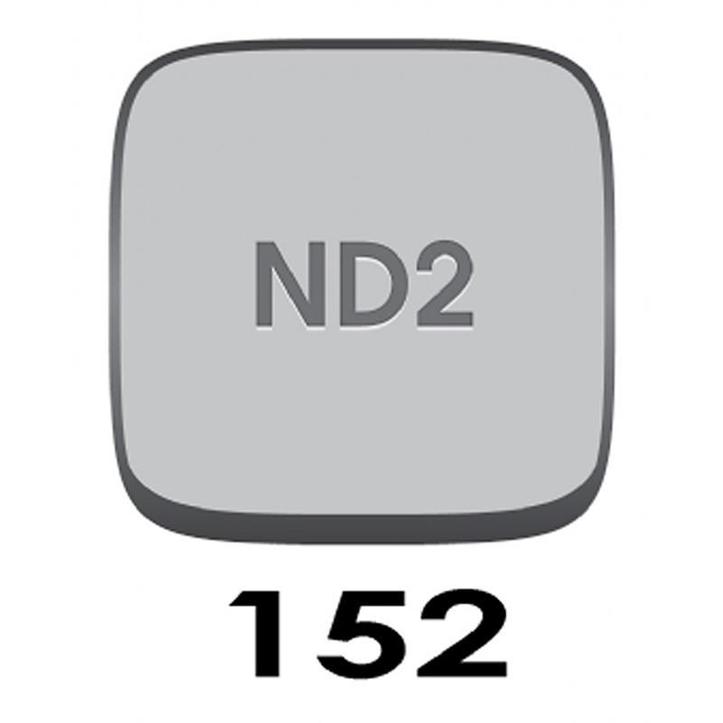 Cokin Z121L Neutral Grey Grad ND2X Image 1