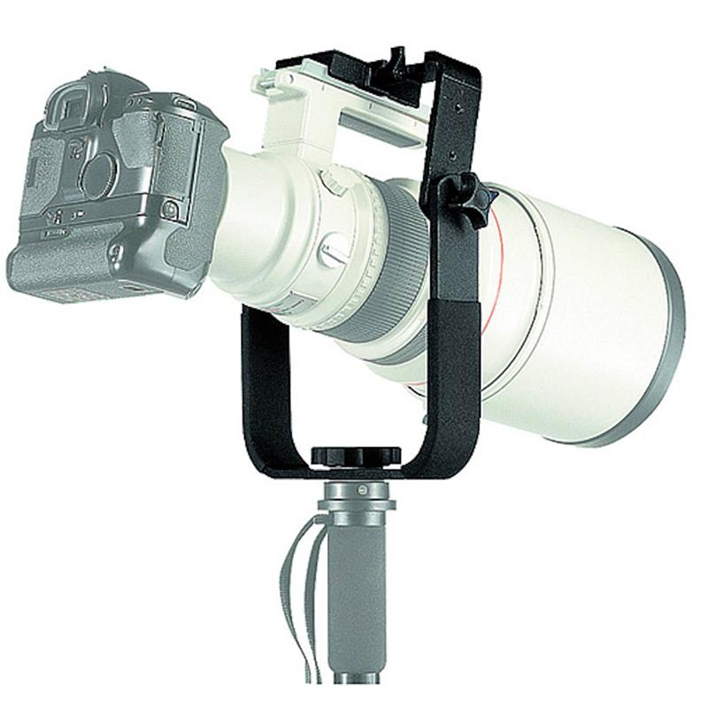 Manfrotto 393 Heavy Tele Lens Support _SALE Image 1