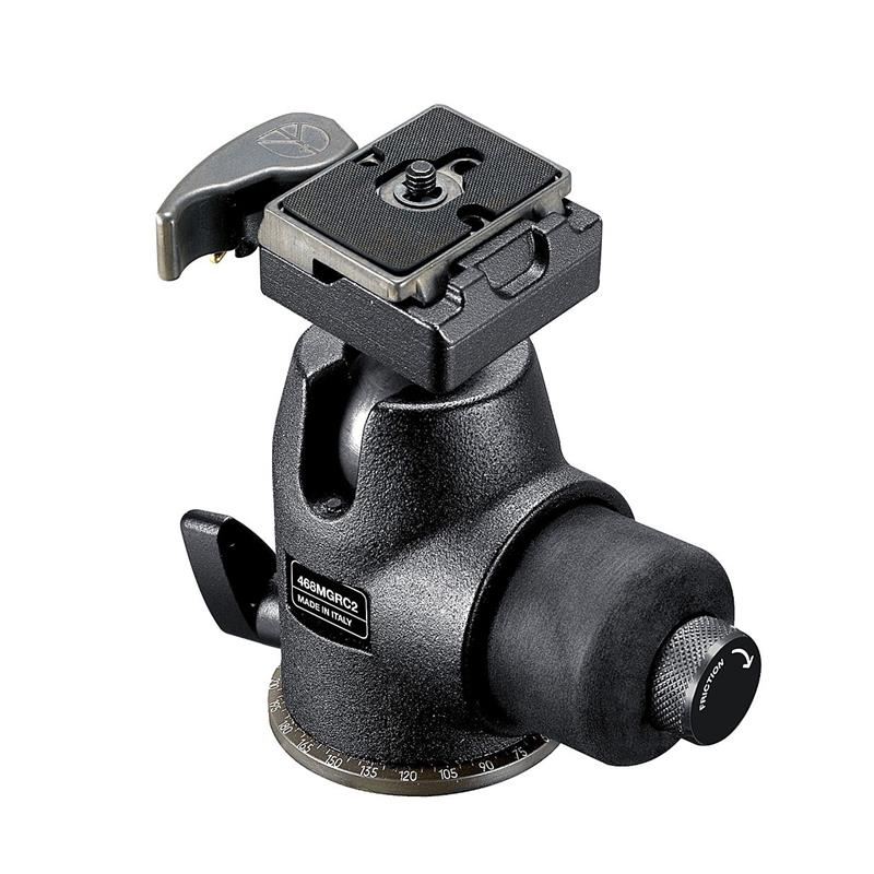 Manfrotto 468MG RC2 Hydrostatic Head QR Image 1